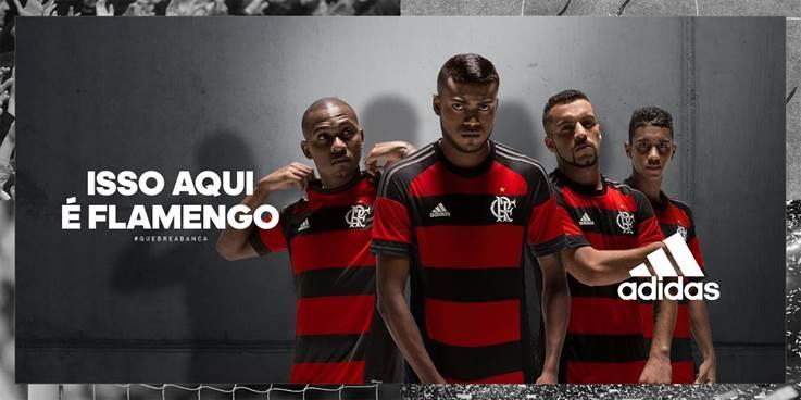 """b0b7f2a76962b adidas lança novo """"Manto Sagrado"""" do Flamengo - Blog Ser Flamengo"""