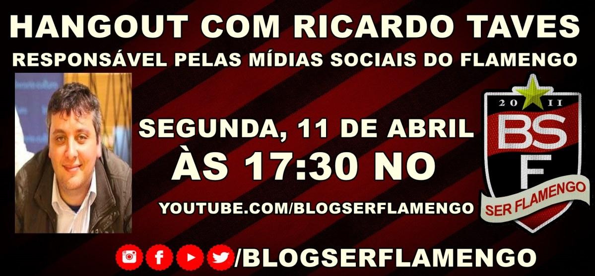 Entrevista com Ricardo Taves - Responsável pelas Mídias Sociais do Flamengo