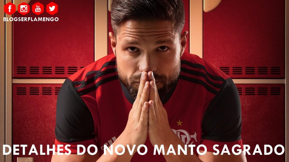 Veja todos os detalhes do novo Manto Sagrado Flamengo/adidas