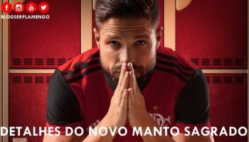 161db7f6b57b1 adidas e Flamengo fazem ação para torcida batizar a segunda camisa ...