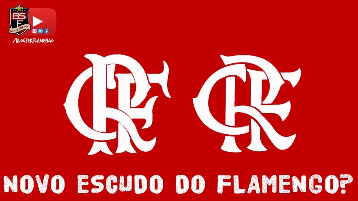 Vazou! É o novo escudo do Flamengo?