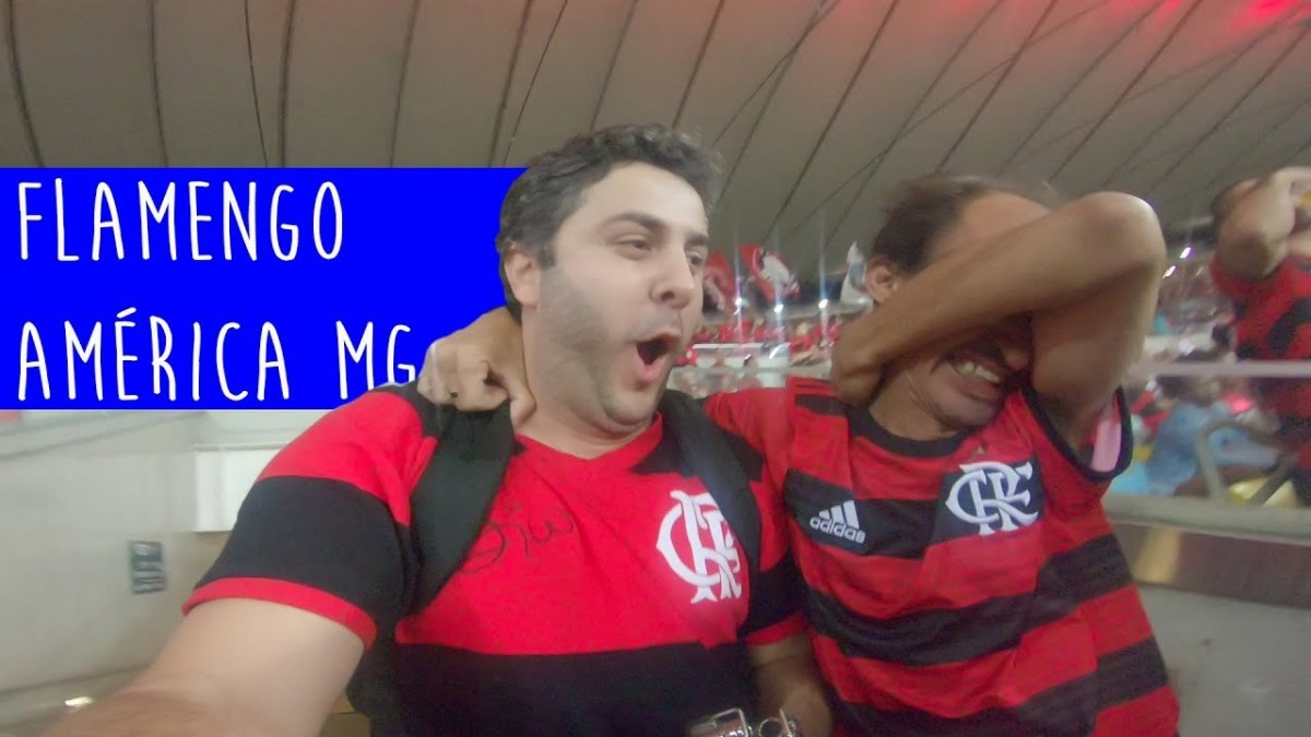 (IN LOCO) Flamengo 2 x 0 América MG