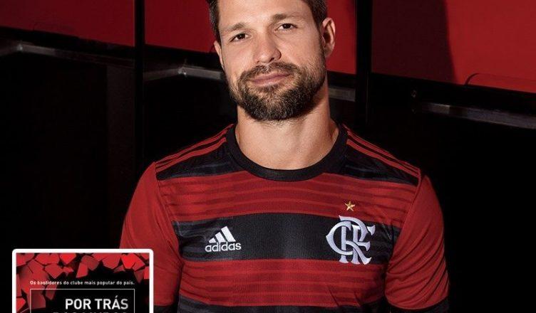 Promoção! Sorteio do novo Manto Sagrado do Flamengo e livro - Blog ... abde23a60b1ea