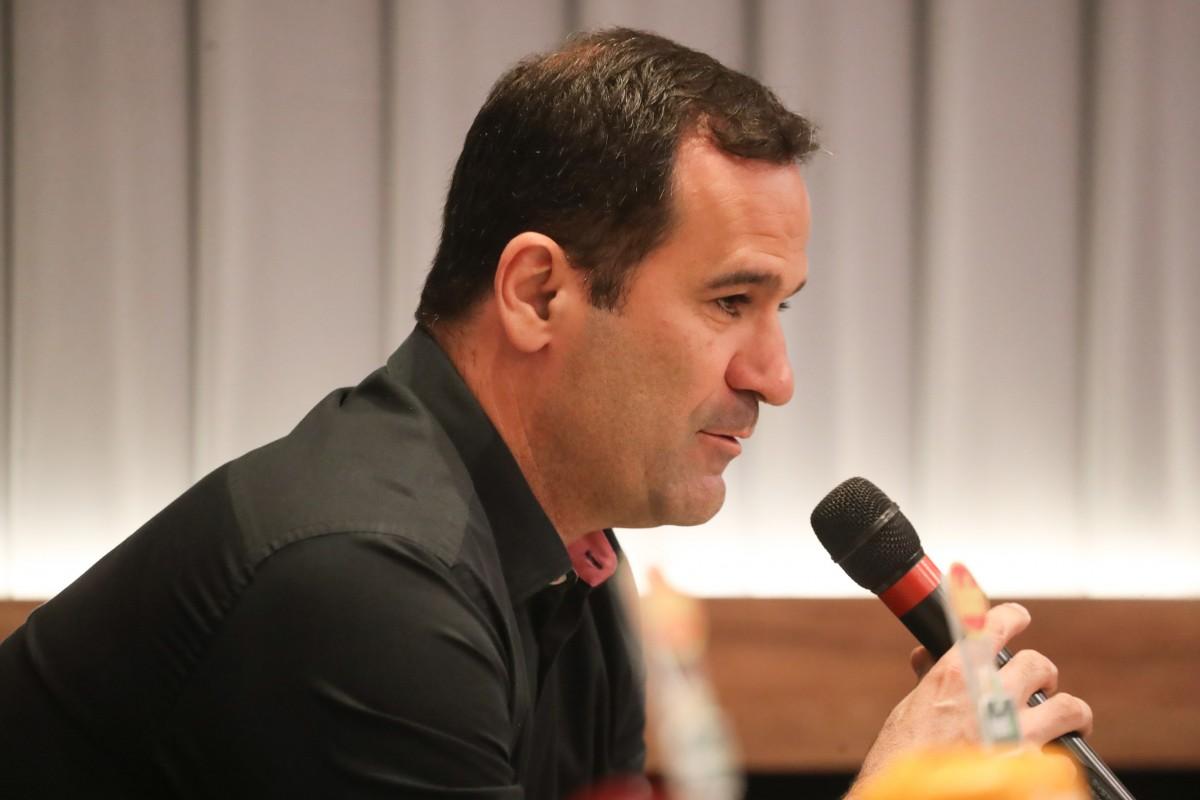 """Ricardo Lomba fala sobre o debate promovido pelo Coluna e Blog Ser Flamengo: """"Foco nas propostas"""""""