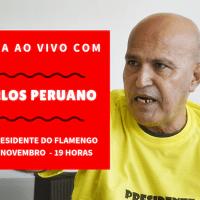 ENTREVISTA COM JOSÉ CARLOS PERUANO - CANDIDATO A PRESIDENTE DO FLAMENGO