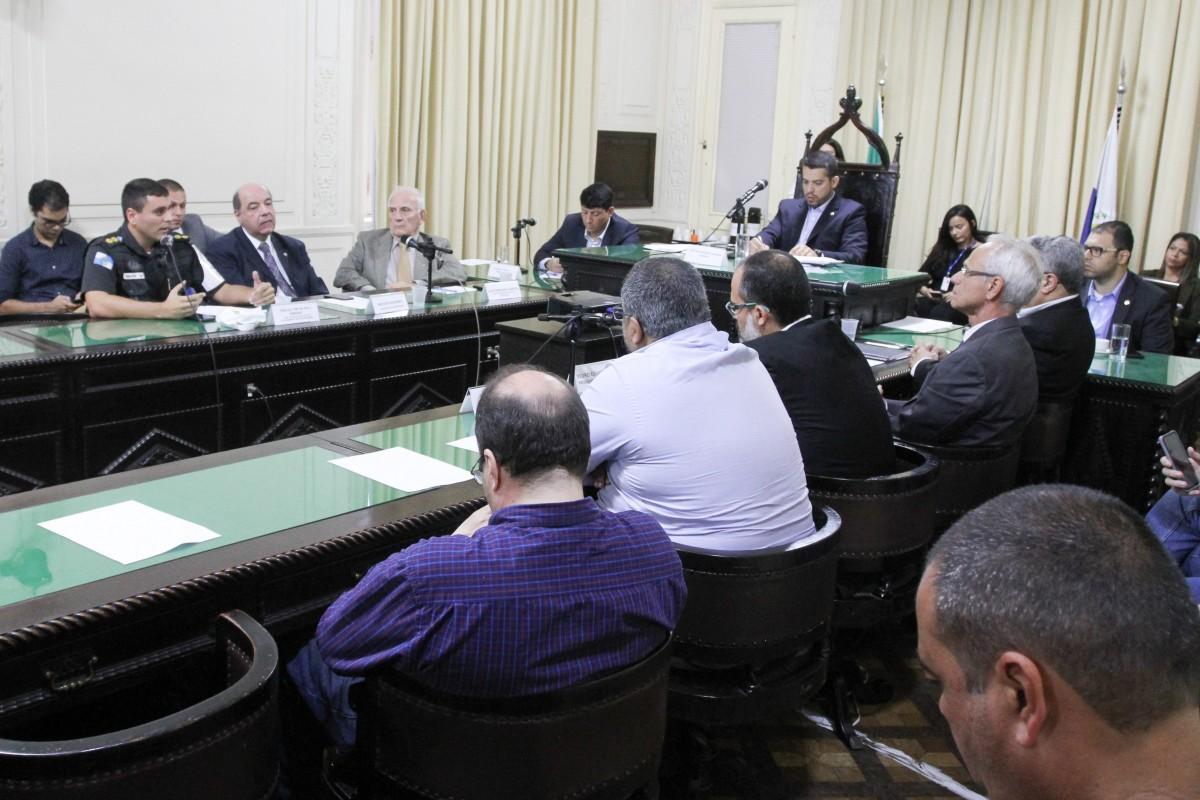Comissão da ALERJ vai pedir quebra de sigilo da empresa que vendia alimentos e bebidas no Maracanã