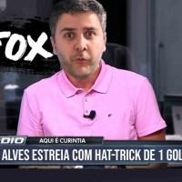FOFOX - FLA MUITO MAL E SÃO PAULO RUMO AO TÍTULO, DEPOIS DO CURINTIA