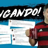 PEDRO SENDO XINGADO NO TWITTER! OS ANTIS ESTÃO DESESPERADOS