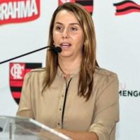 Diretoria do Flamengo contrata ex-assessora de Patrícia Amorim