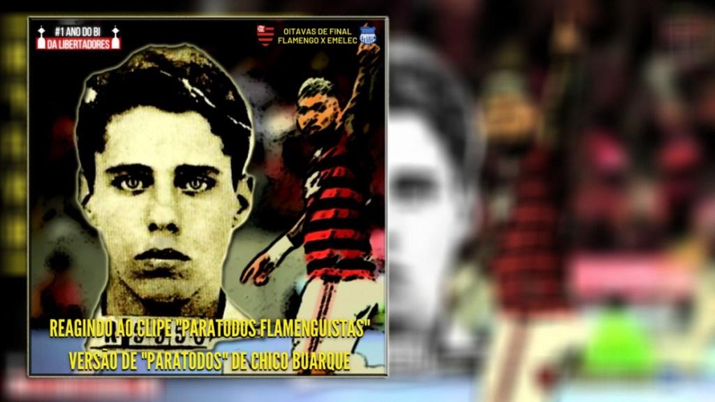 """OUÇA: #1AnoDoBi - REAGINDO AO CLIPE """"PARATODOS FLAMENGUISTAS"""" - EP. 1"""