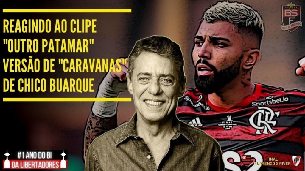 """#1AnoDoBi - FINAL DA LIBERTADORES 2019 - REAGINDO AO CLIPE """"OUTRO PATAMAR"""""""