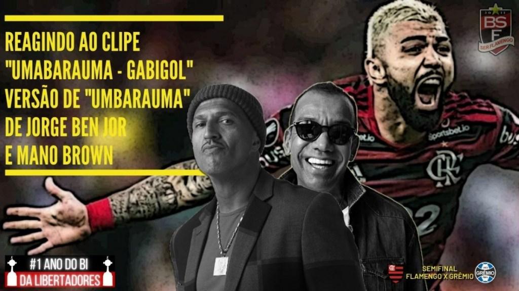 """#1AnoDoBi - SEMIFINAL DA LIBERTADORES 2019 - REAGINDO AO CLIPE """"UMABARAUMA"""". EP.3"""