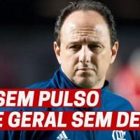 Rogério Ceni não tem o pulso de Jorge Jesus com os medalhões, vice-geral não tem autocrítica e nem decoro