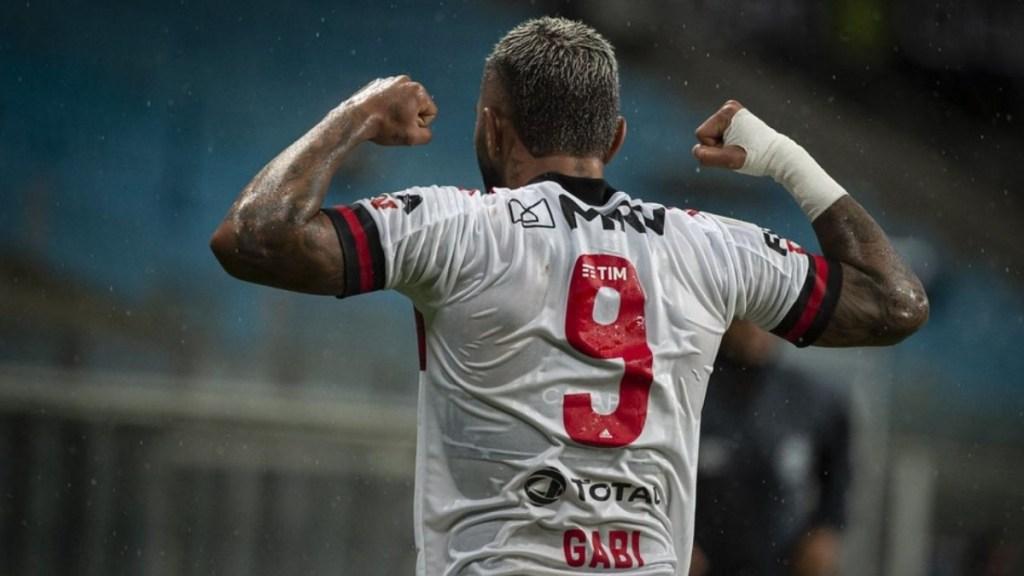 Gabigol mostrou a Ceni o espírito que o Flamengo deve ter! Mais um show do príncipe