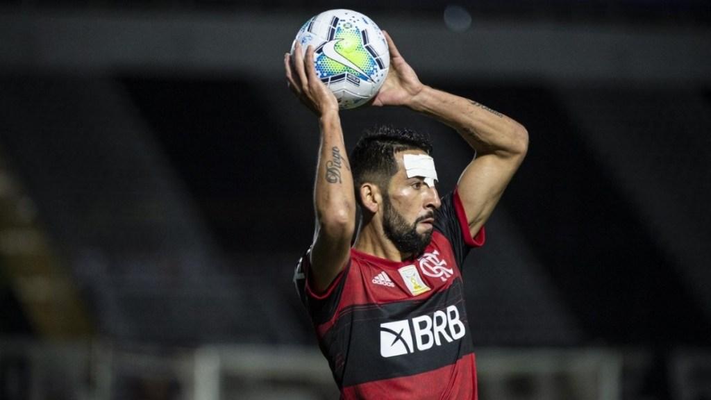 O empate do Flamengo contra o Bragantino foi mais demérito próprio do que mérito do fraco adversário
