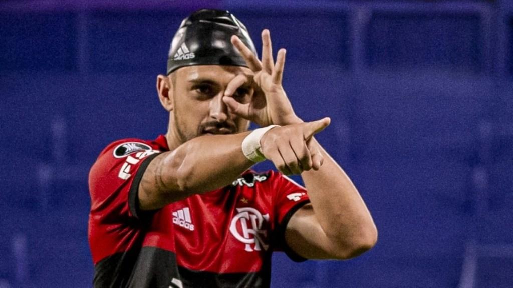 Se o Flamengo vender Arrascaeta, não há no mundo outro jogador igual para repor
