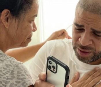 Homenagem a Adriano na Calçada da Fama do Maracanã é mais do que merecida! Ídolo extraordinário