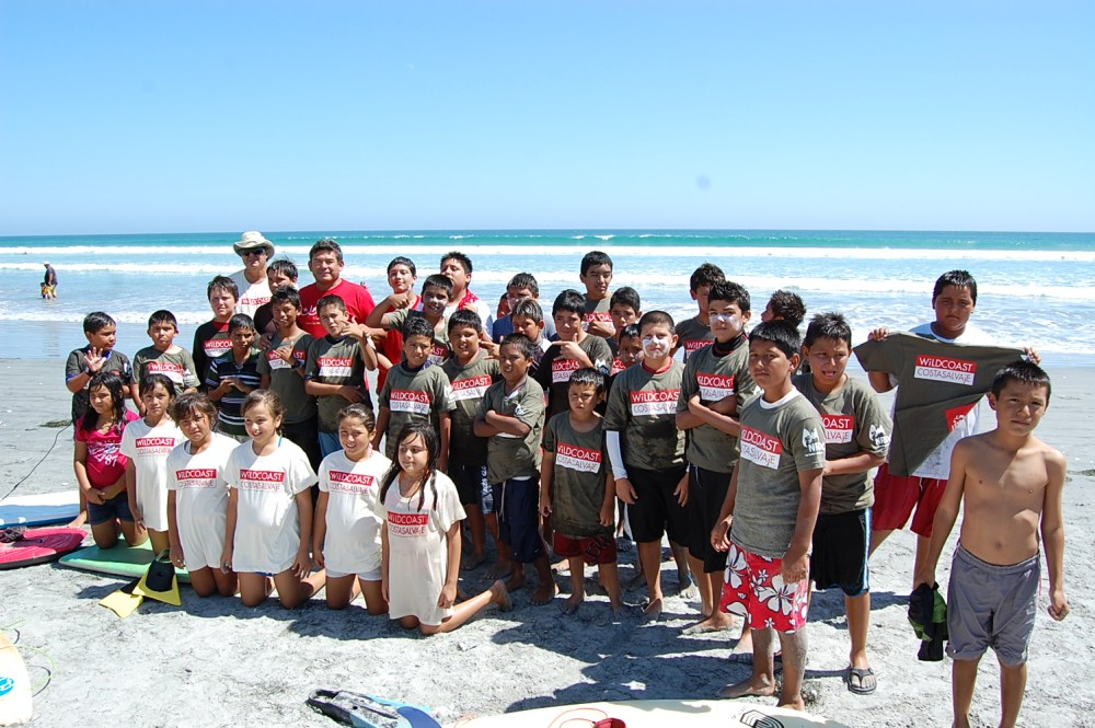 Surfing Baja : Punta Abreojos (5/5)