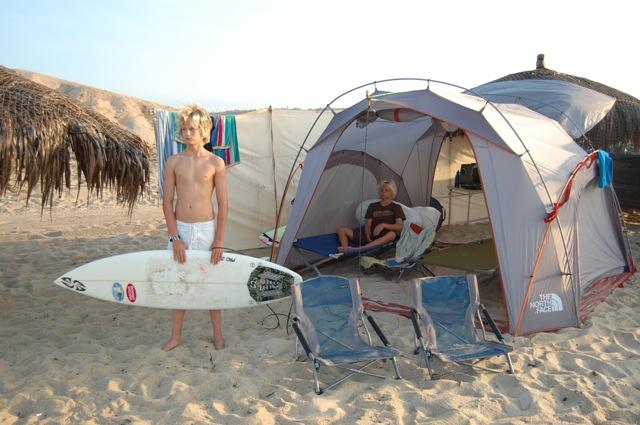 The Baja Boys Surfing Survival Tour 2010 (2/5)