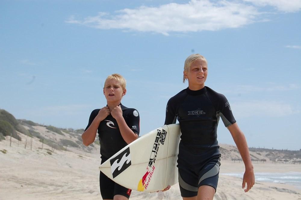 The Baja Boys Surfing Survival Tour 2010 (5/5)