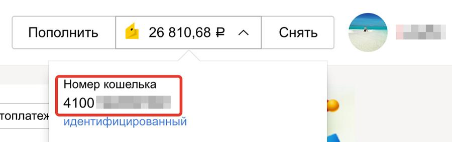 Изображение - Как оформить кошелек яндекс деньги 14-nomer-yandex-deneg-koshelka