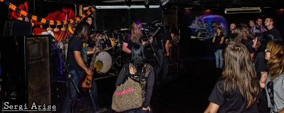 L.O.W. + Ether - 2/11/2013 Dark Factory (Sabadell)