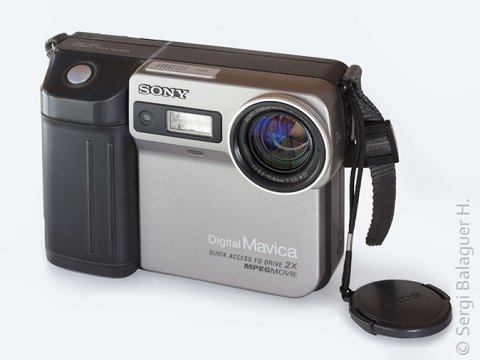 Sony Digital Mavica MVC-FD81