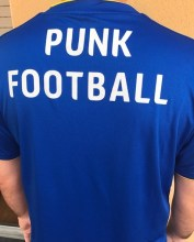 AFC Wimbledon Punk Football