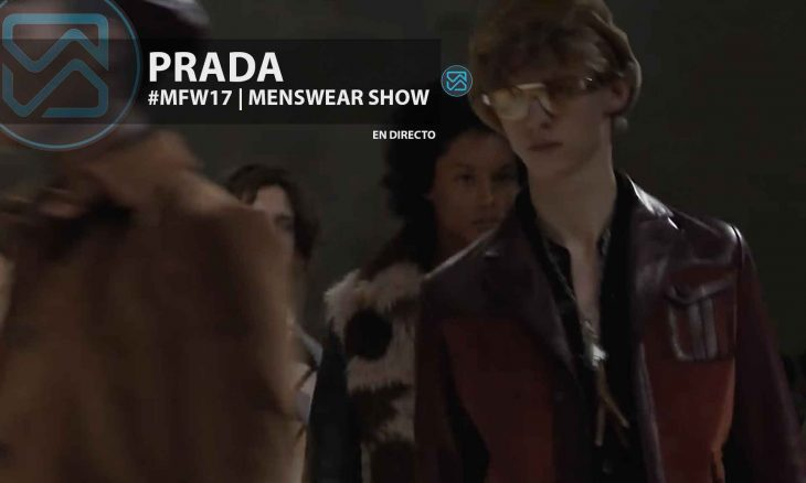 HOME › MILAN FASHION WEEK › PRADA – MILAN FASHION WEEK 2017 Prada – Milan Fashion Week 2017