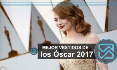 Mejor vestidos de los Óscar 2017