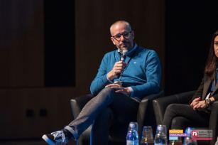 HR Speaker at Netcomm Event Lugano 2018.