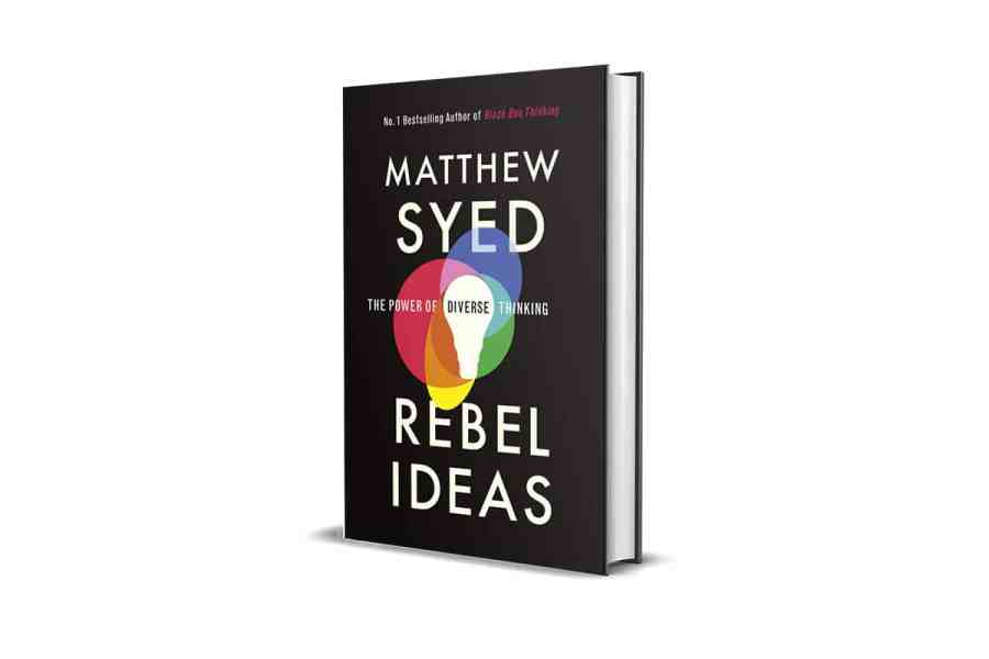 <strong>Rebel Ideas: The Power of Diverse Thinking</strong> Book Cover