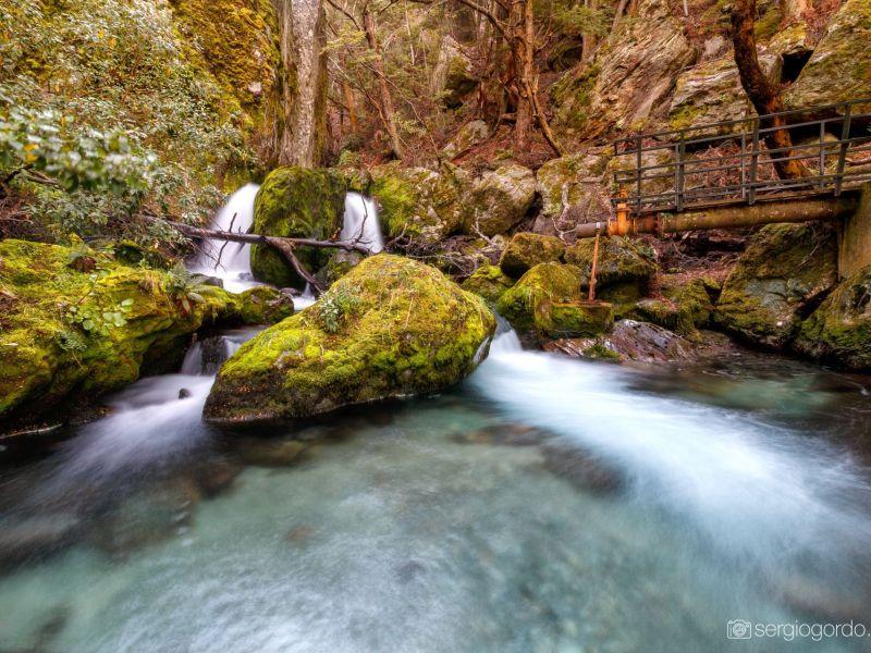 cascada en wey creek queenstown