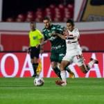 São Paulo e Palmeiras empatam no Morumbi, e decisão de vaga na semifinal da Libertadores fica aberta