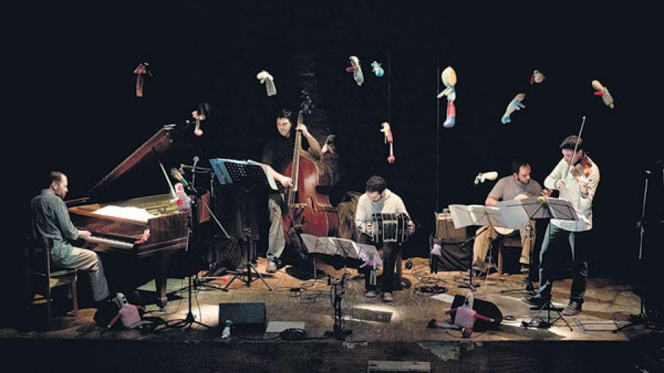 Tanguera   Diego Schissi Quinteto