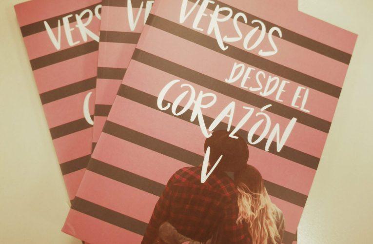 Poesía: Corazones regios (2020)