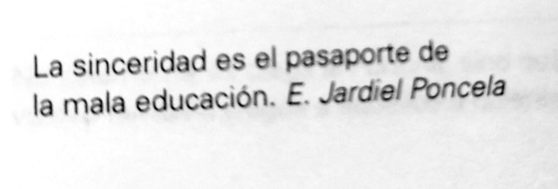 Frase célebre de Jardiel Poncela