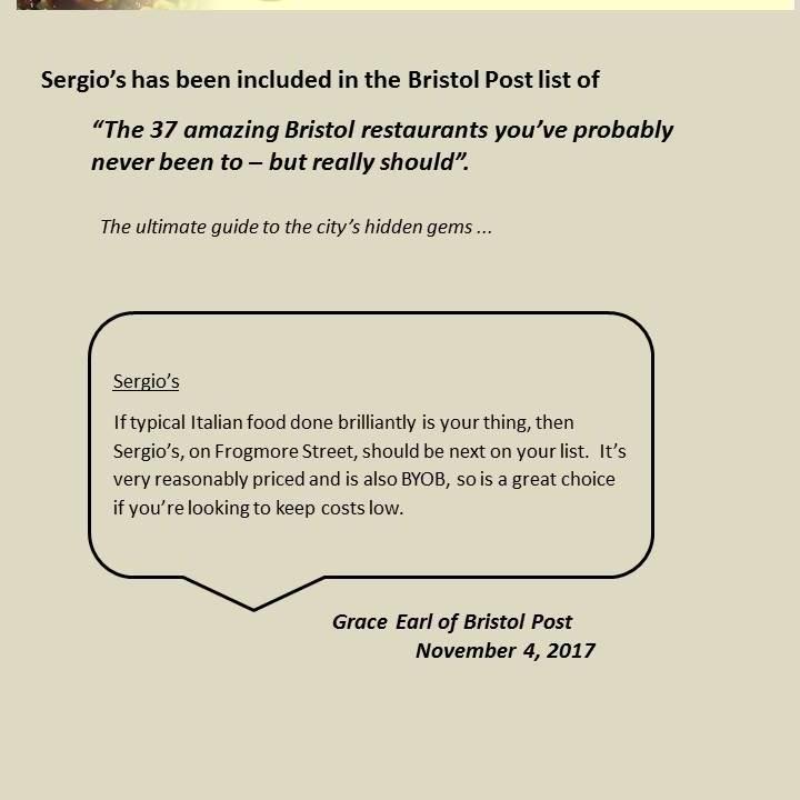 Bristol Post 2017