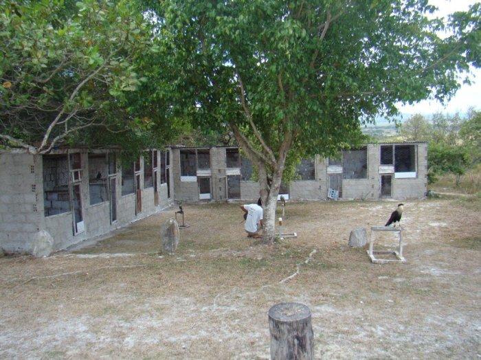 Parque dos Falcões Sergipe