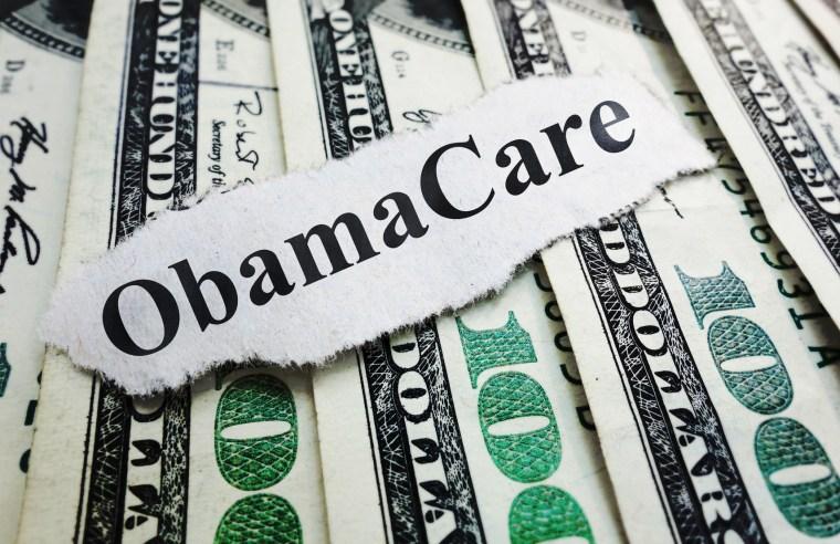Money and Obama Care