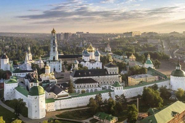 Адрес Свято-Троицкая Сергиева Лавра