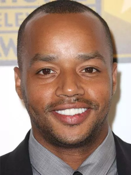 donald faison cover