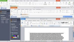 WPS Office Free 11 2 0 8668 Crack With Activation Keys