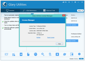 Glary Utilities 2020 Crack With Activation Key Free Download