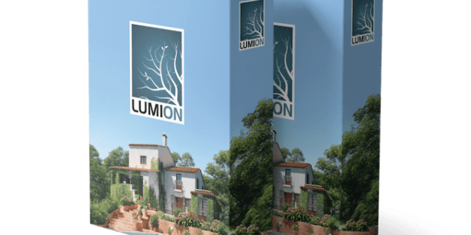 Lumion Pro Crack With Activation Key Free Download