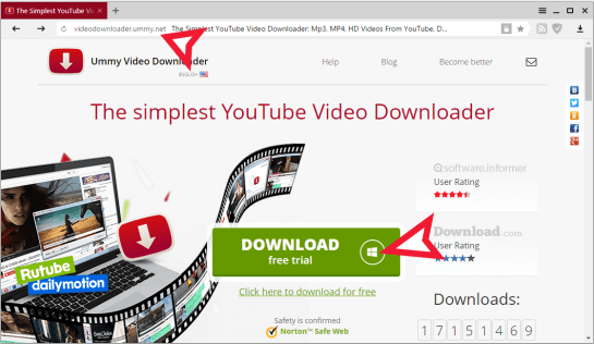 Ummy Video Downloader 1.10.5.3 License With Serial Key