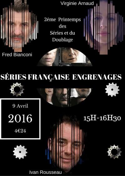 SÉRIES FRANÇAISE ENGRENAGES