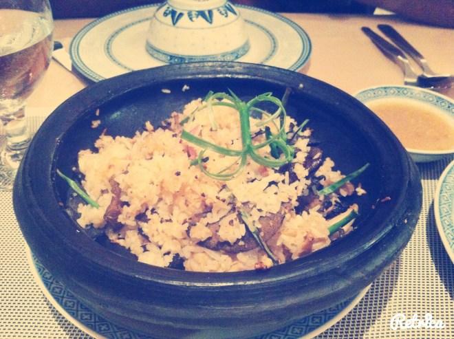 riz cocotte Tong Abidjan
