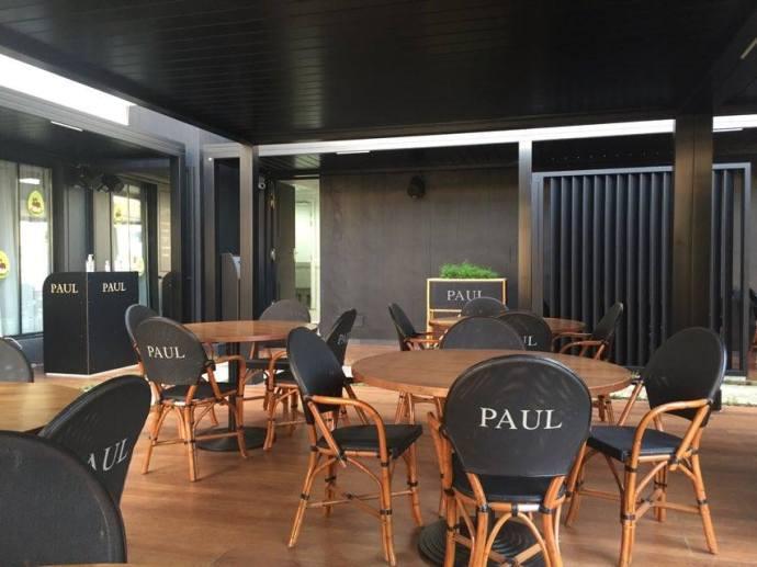 Smoothie et Cappucino à Paul, Abidjan, Vallon, France, Café