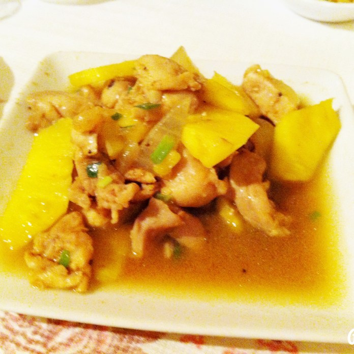 Restaurant vietnamien le colibris Abidjan Marcory résidentiel
